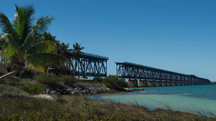 Bahia Honda State Park, Old Bridge